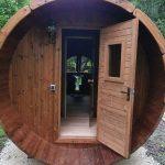 Fass Sauna
